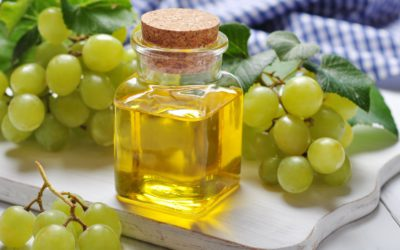 Cooking in style with grapeseed oil