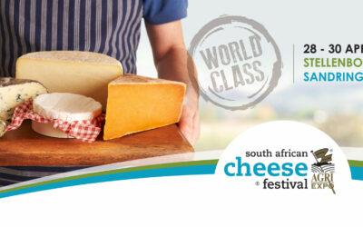 Exhibiting at the SA Cheese Festival 2017