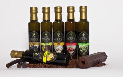Seed Oil SA at Cape Holiday Show 2017